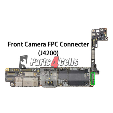 iPhone 8 Phone Front Facing Camera Connector Port Onboard-Parts4Cells