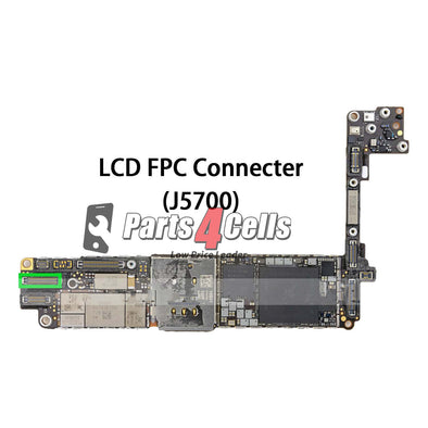 iPhone 8 Phone LCD Digitizer MConnector Port Onboard-Parts4Cells