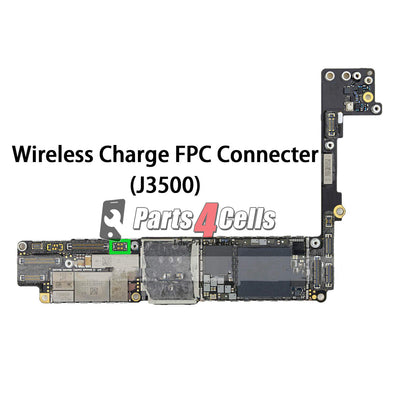 iPhone 8 Plus Wireless Charger Connector Port