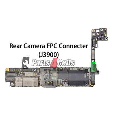 iPhone 8 Phone Rear Camera Connector Port Onboard-Parts4Cells