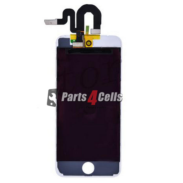 iPod 5/6 iPod LCD With Touch White-Parts4Cells