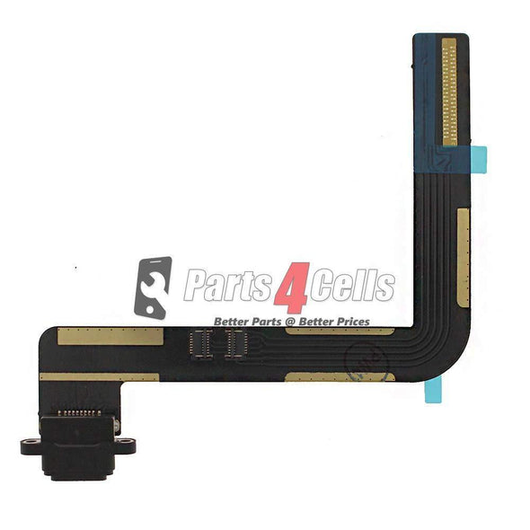 iPad 5 Charging Port Flex Black-Parts4Cells