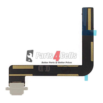 iPad 5 Charging Port Flex White-Parts4Cells
