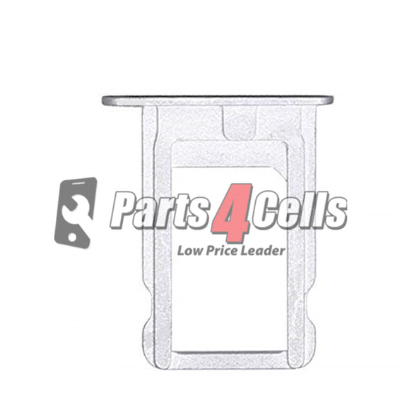 iPhone 5 Sim Tray Silver-Parts4Cells