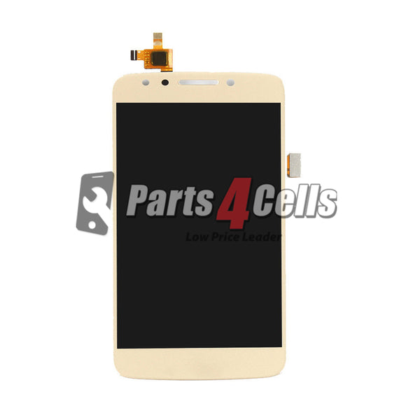 Motorola Moto E4 LCD with Touch Gold XT1765, XT1766