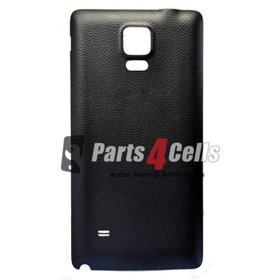 Samsung Note 4 Back Door Black