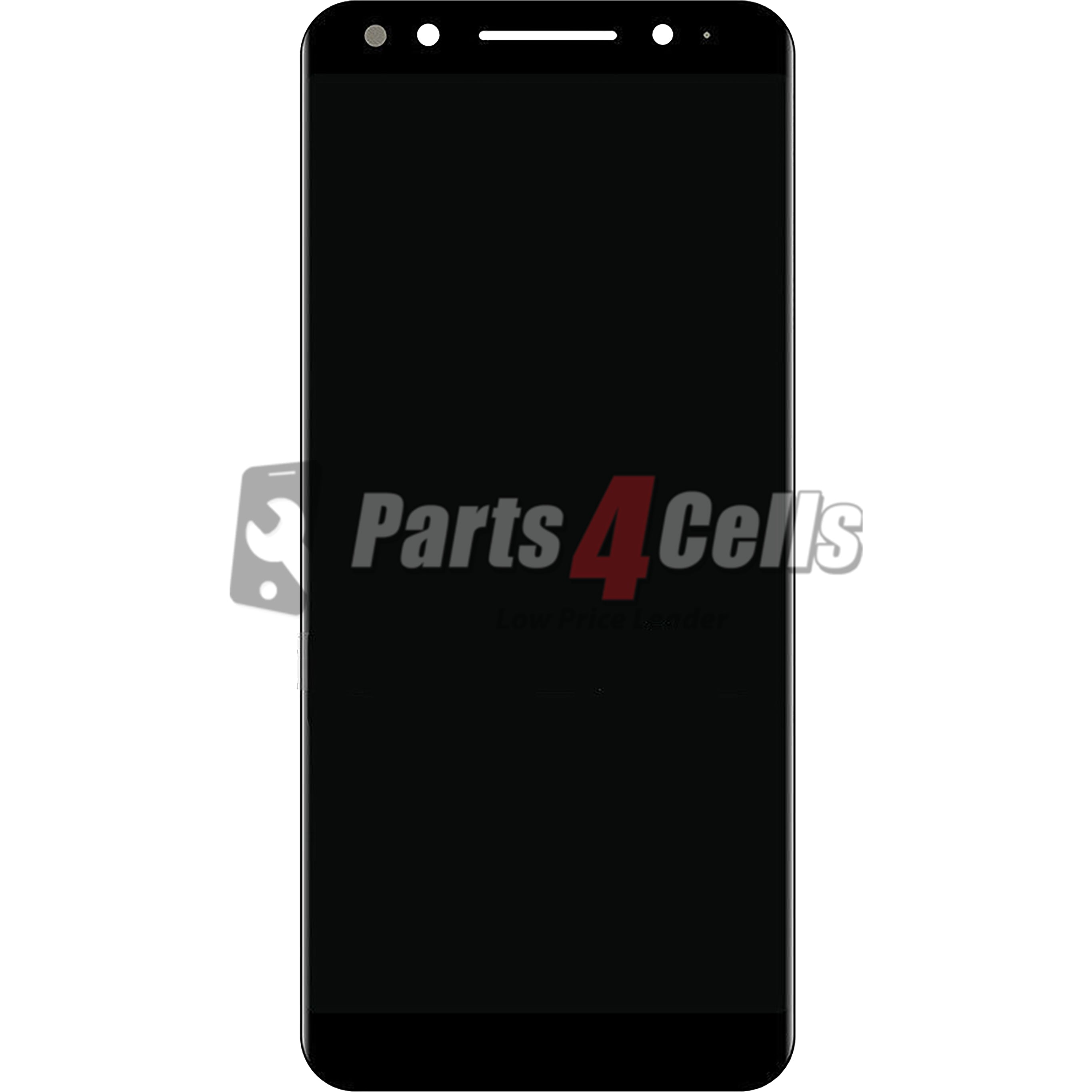 Alcatel 3 / Revvl 2 LCD With Touch Black