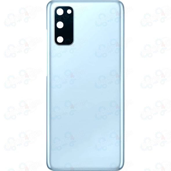 Samsung S20 Back Door Battery Cover Blue