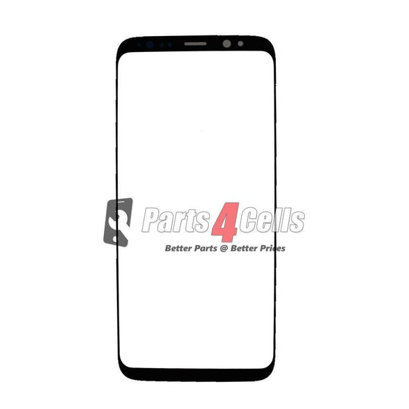 Samsung S8 Lens Black - Lens Replacement
