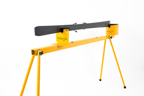 Eggbar Minimalist Tuning Bench with Original / Race Vise