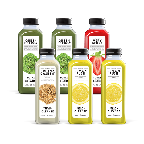 The Great Summer CLEANSE-ON Is Here!