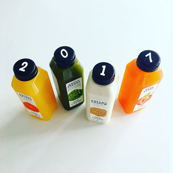 SAVE 17% Off your January Juice Cleanse this 2017