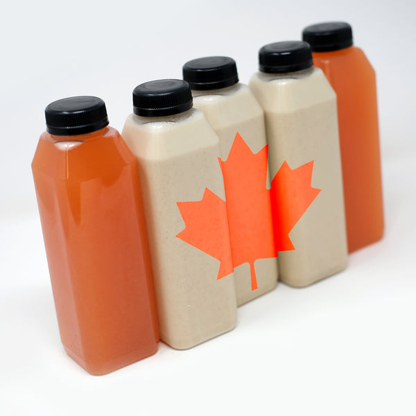 Canada Day Deal: SAVE Up to 25% OFF Your Next Juice Order