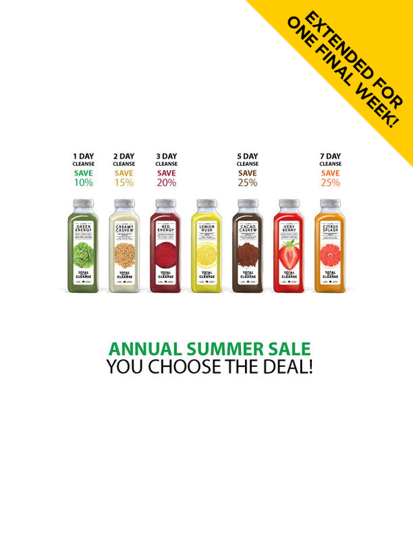 SUMMER SALE: You Choose the Deal!