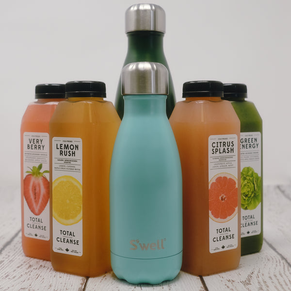 A S'well Summer Deal From Total Cleanse