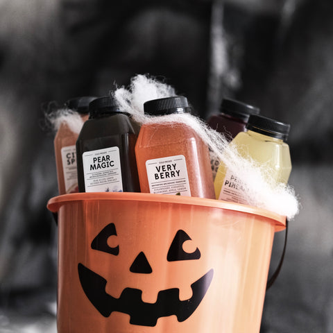Trick or Treat: Score a SCARY GOOD DEAL From Total Cleanse This Halloween!