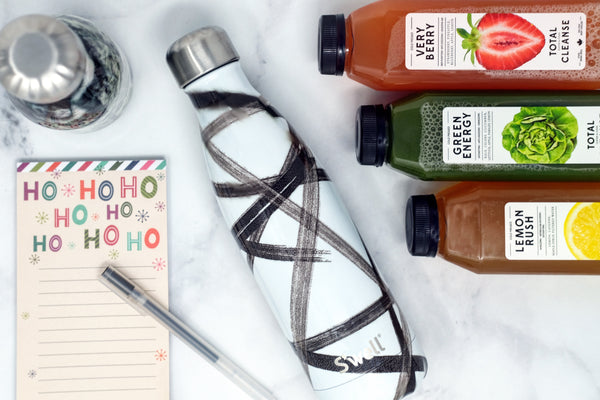 Our Gift To You: Receive a FREE S'WELL Bottle With Your Holiday Juice Cleanse