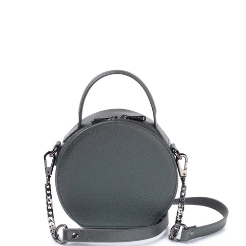 Bowie Circle Bag, Slate