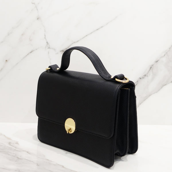 Charlotte Satchel, Black
