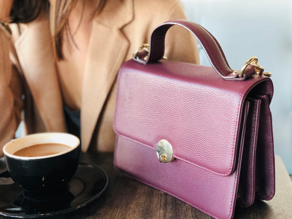 Charlotte Satchel, Grape