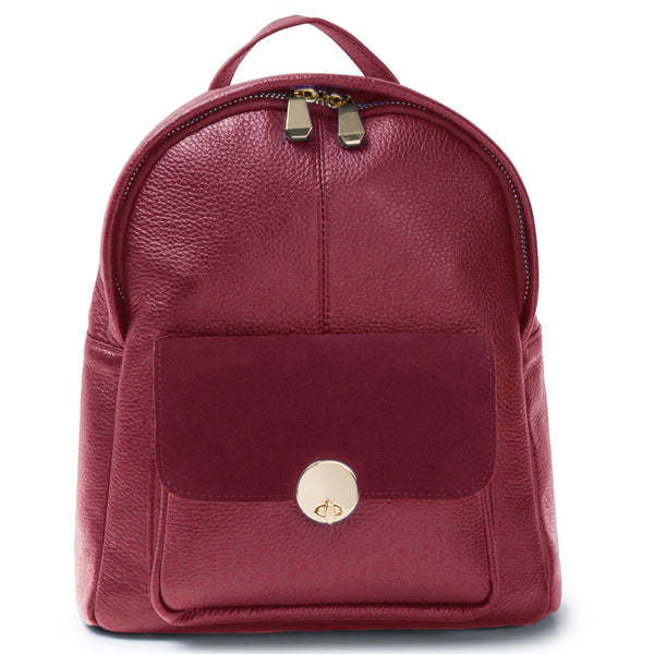 Jo Backpack, Port