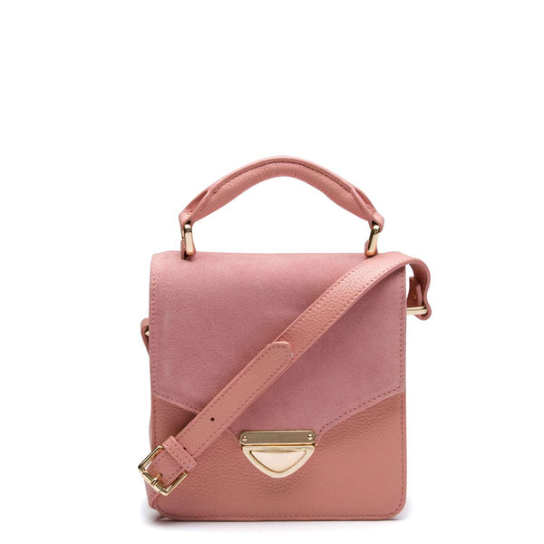 Parker Square Bag, Blush
