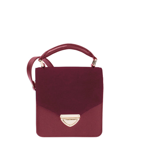Parker Square Bag, Port