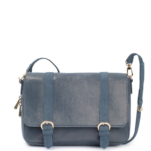 Riley Mini Messenger, Stone Wash
