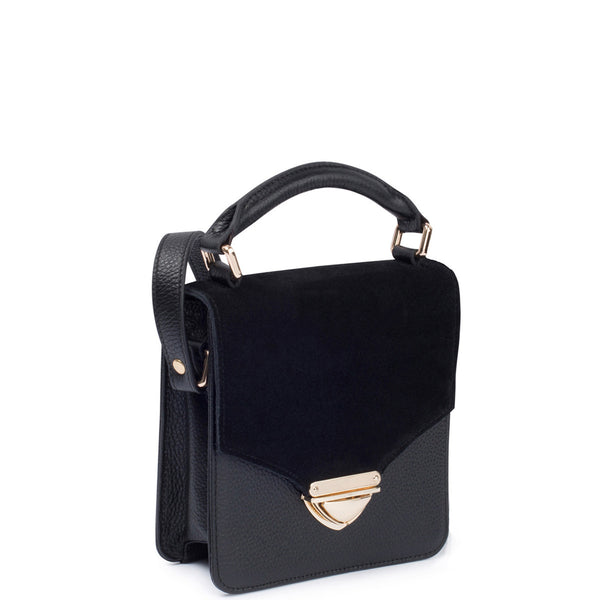 Parker Square Bag, Black
