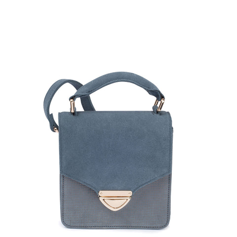 Parker Square Bag, Stone Wash