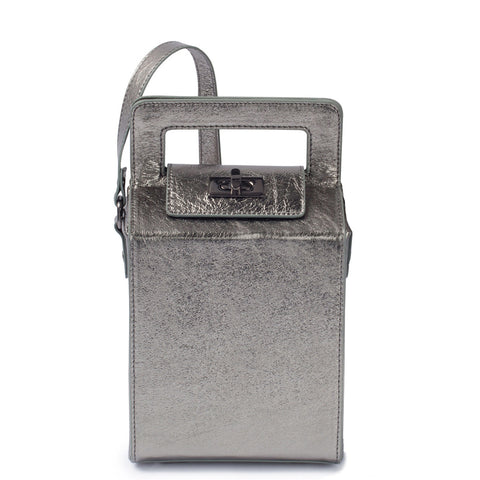 Stevie Bag, Pewter