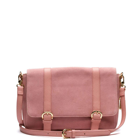 Riley Mini Messenger, Blush
