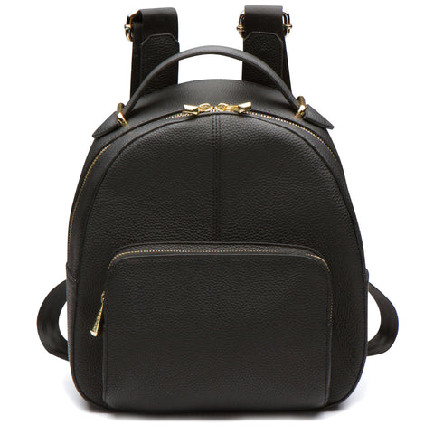 Row Backpack, Black