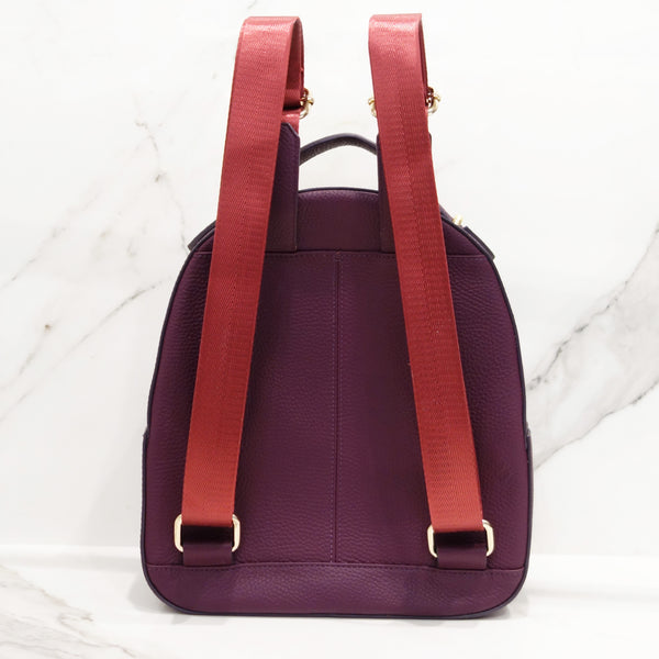 Row Backpack, Grape