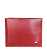 Red BIFOLD ID WALLET