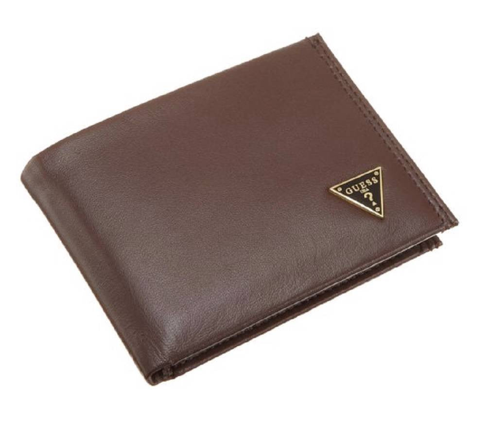 CRUZ MEN'S LEATHER WALLET