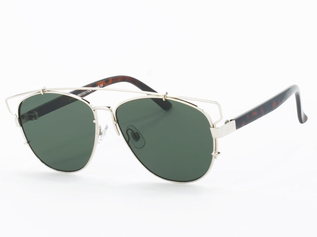 Technologic  Aviator Sunglasses