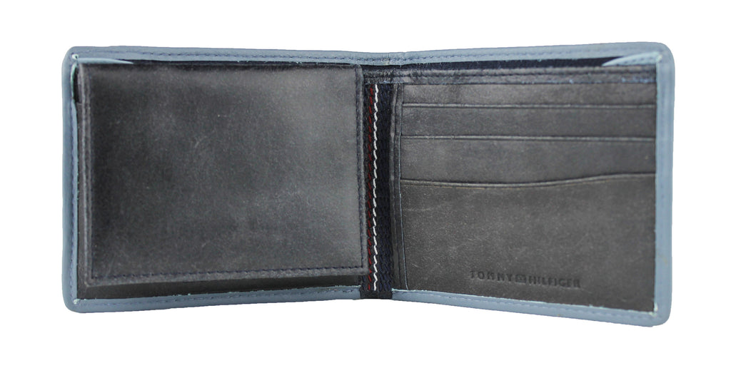LEATHER DOUBLE PASSCASE & VALET WALLET