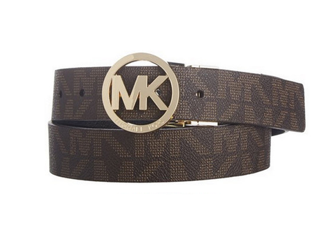 Reversible Signature Logo Belt Brown / Black