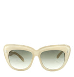 Oversized Chelsea Cat Eye Sunglasses