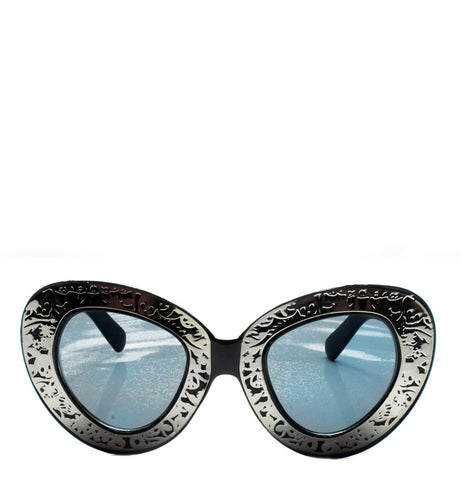 b6f4d59791 Fashion Diary. Cat Eye Round Engraved Sunglasses.   9.99. SO REAL Trendy  Sunglasses