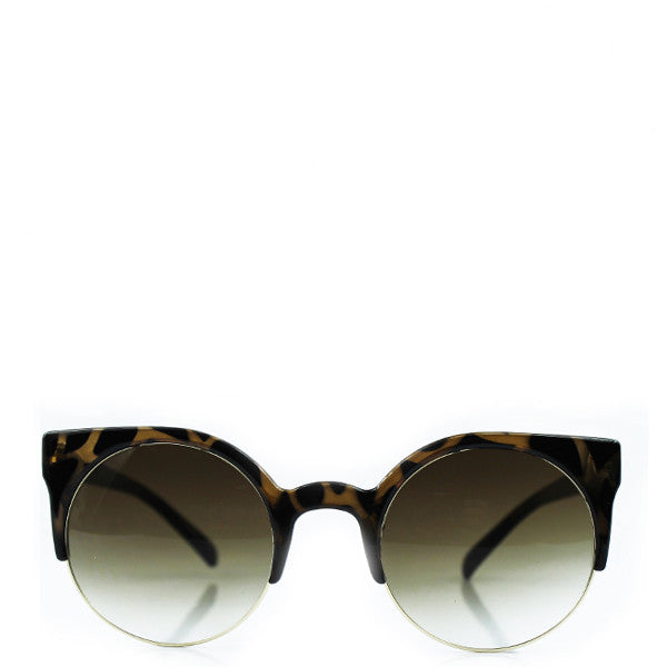 Round Pointy Sunglasses
