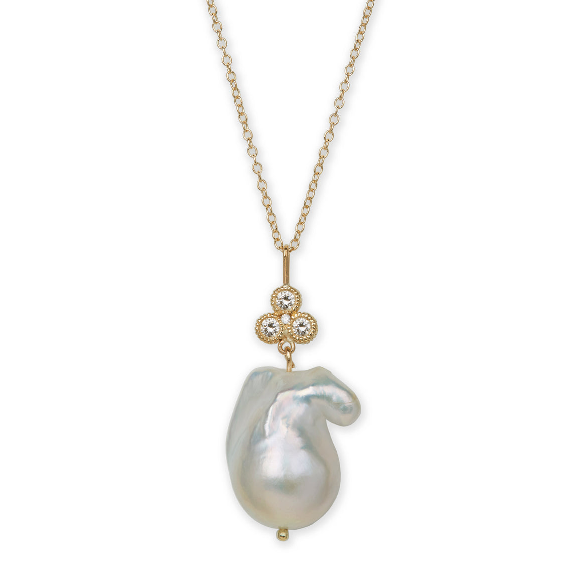 Nirvana Pearl Necklace