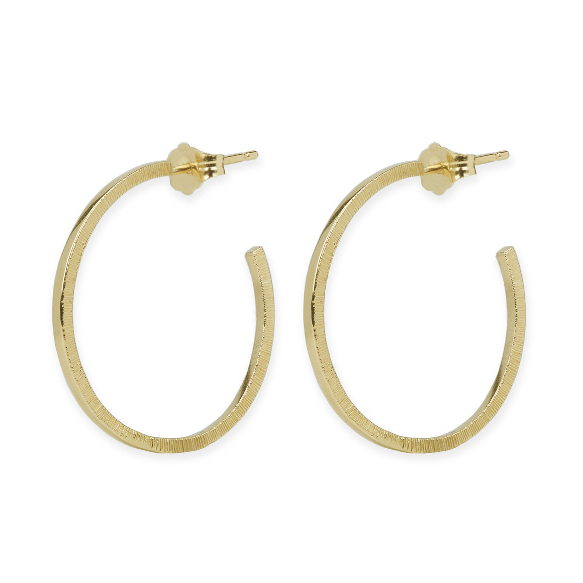 HAMMERED HARMONY HOOPS