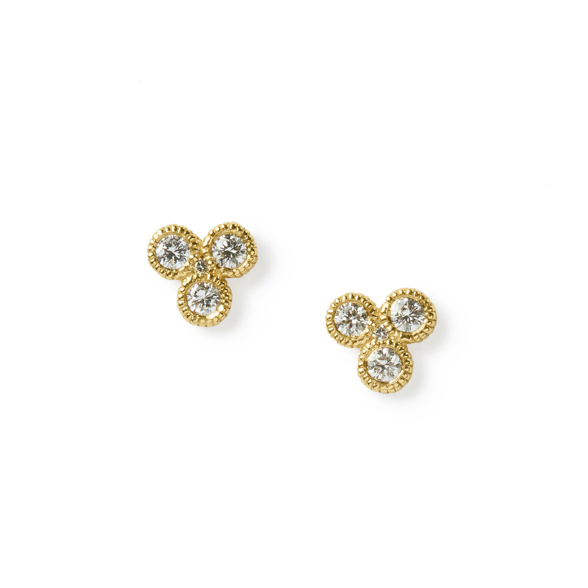 Nirvana Diamond Studs