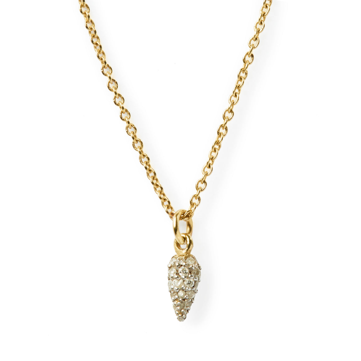 Pave Seed of Joy Necklace