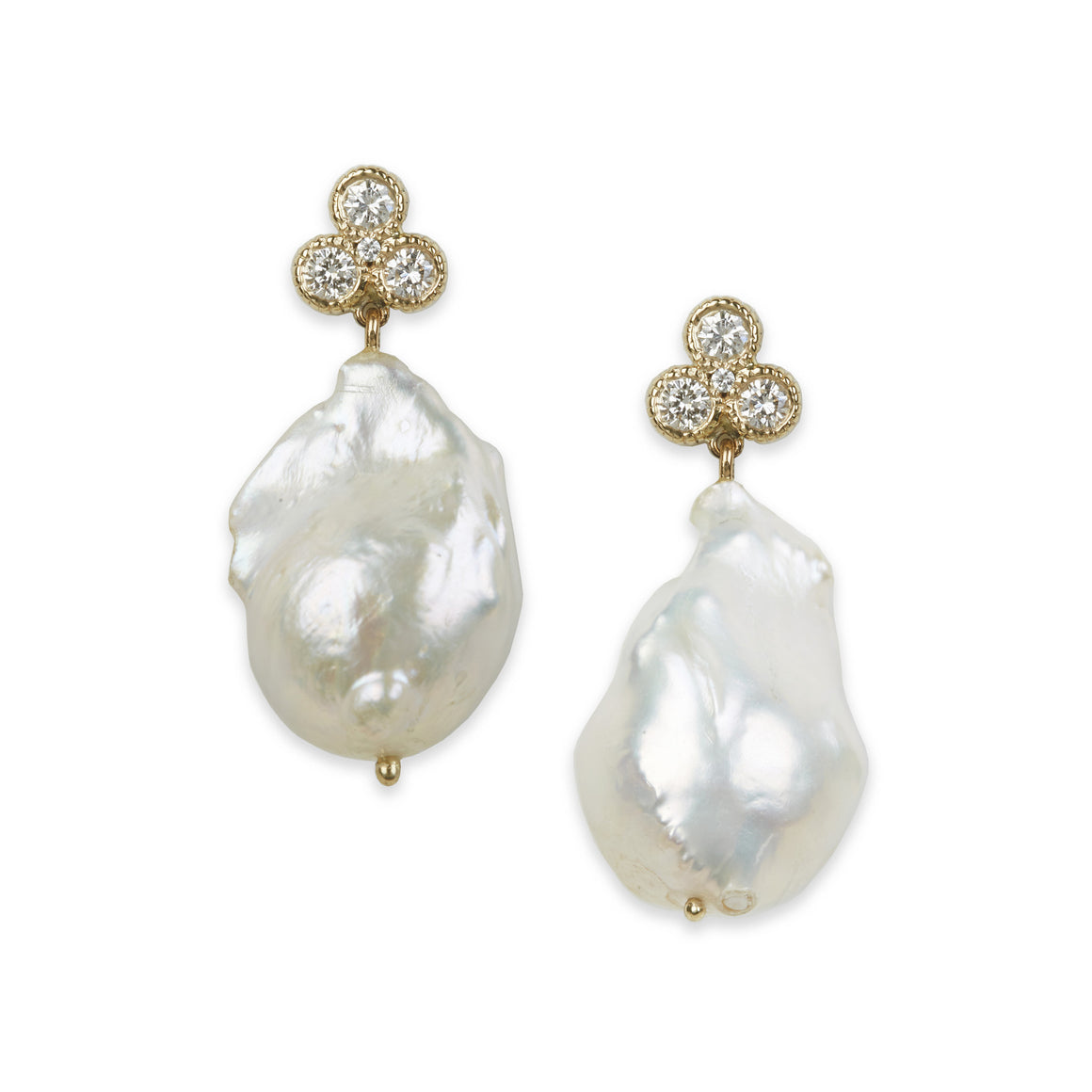 Nirvana Pearl Earrings