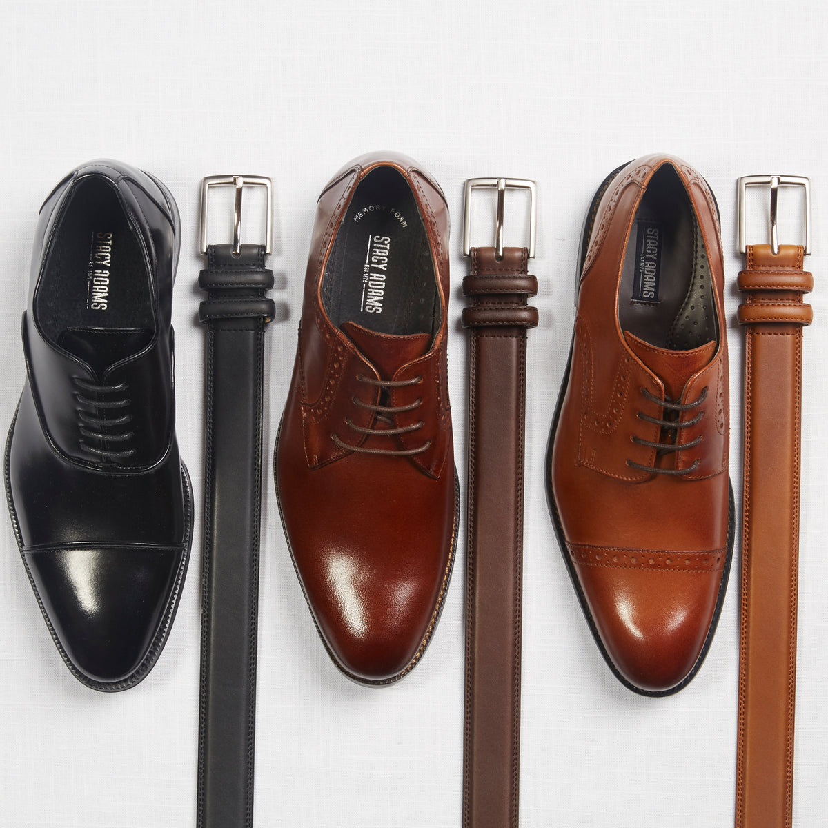The Brown Vs. Black Shoe Debate With Navy Suiting