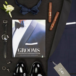 Books for Grooms? Suited for Style - Q & A