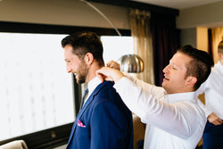 Best Man Duties: Bachelor party, wedding suits & toast tips